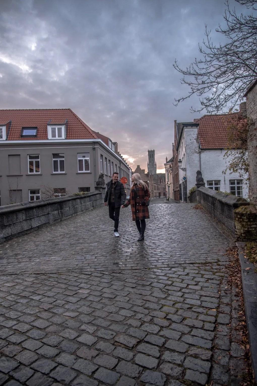 Brugge in één dag bezoeken