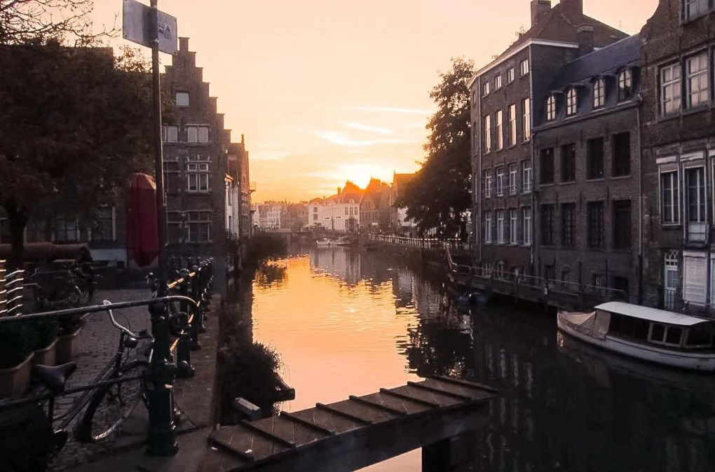 instagrammable places to visit in Ghent