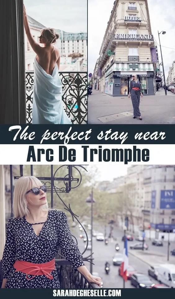 The perfect stay near Arc De Triomphe