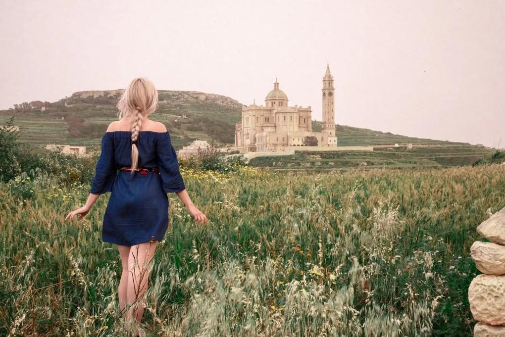 Ta 'Pinu Basiliek Gozo