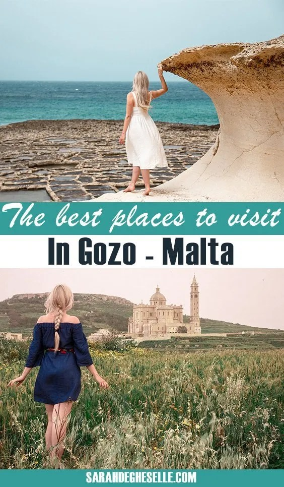the best places to visit in Gozo- Malta