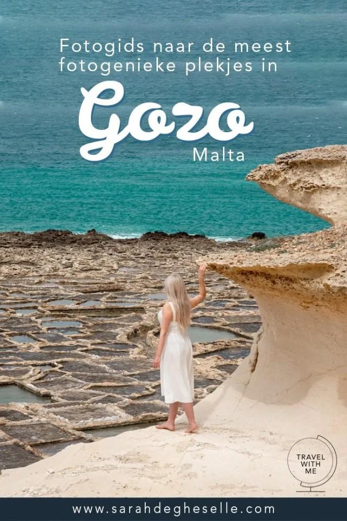 Fotogids naar de meest fotogenieke plekken in Gozo | Malta