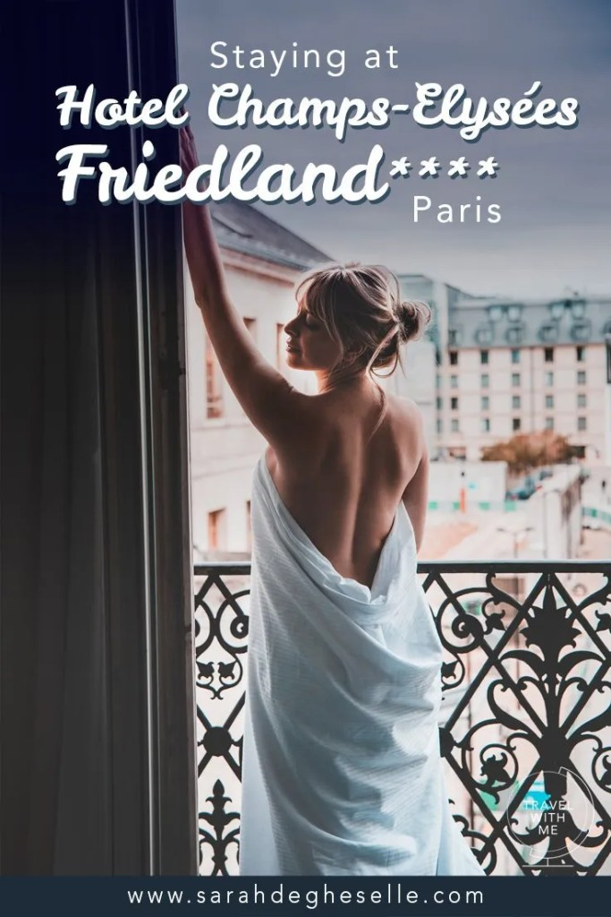staying at Hotel Champs-Elysées Friedland**** | Paris | France