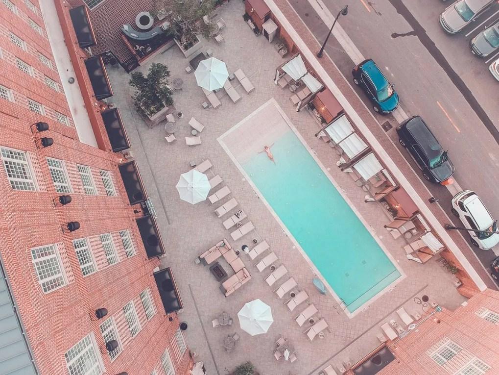 Verblijven in hotel 'The Alida*****' |Savannah | Georgia| USA