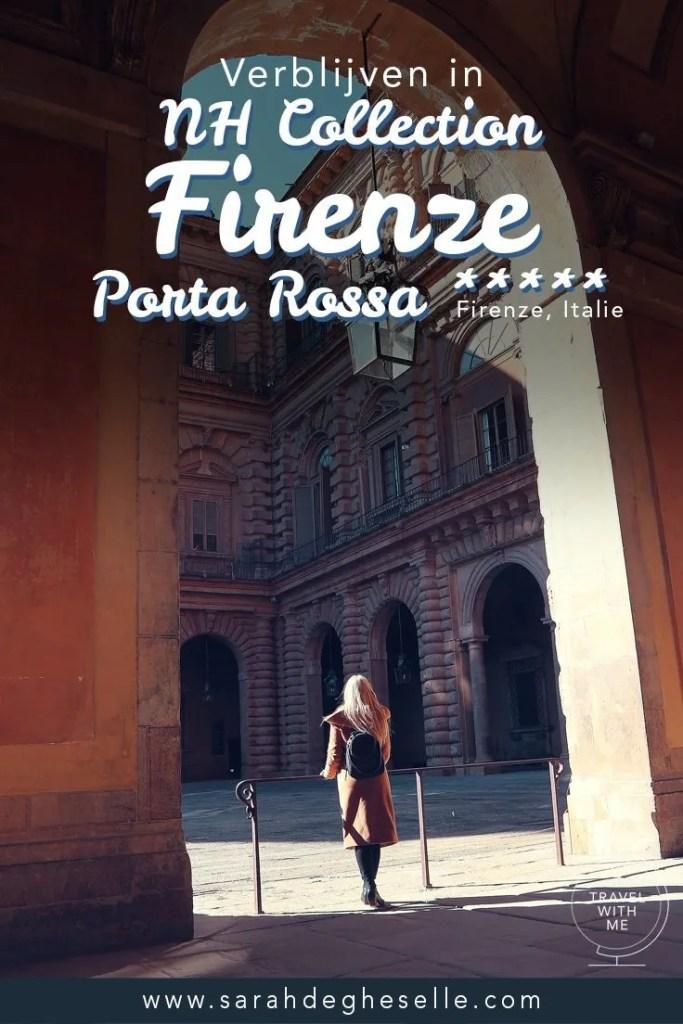 Verblijven in NH collection Firenze Porta Rossa ***** | Firenze | Italië