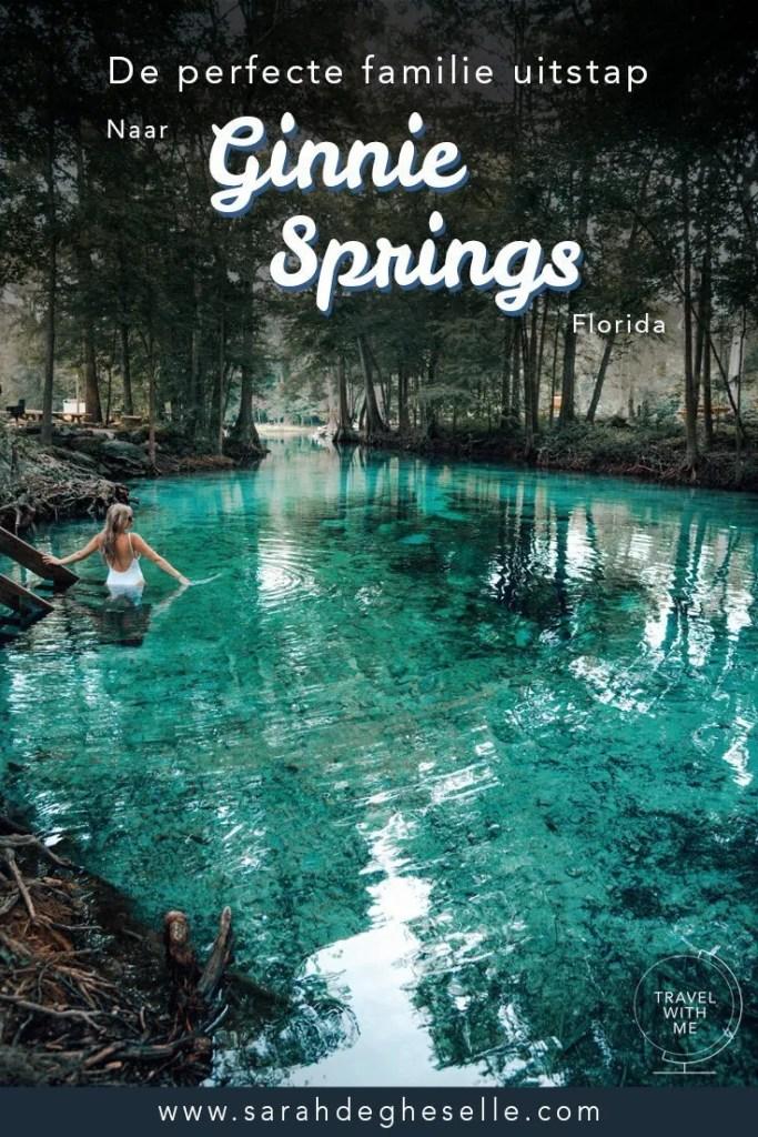 De perfecte familie uitstap naar Ginnie Springs | Florida | USA
