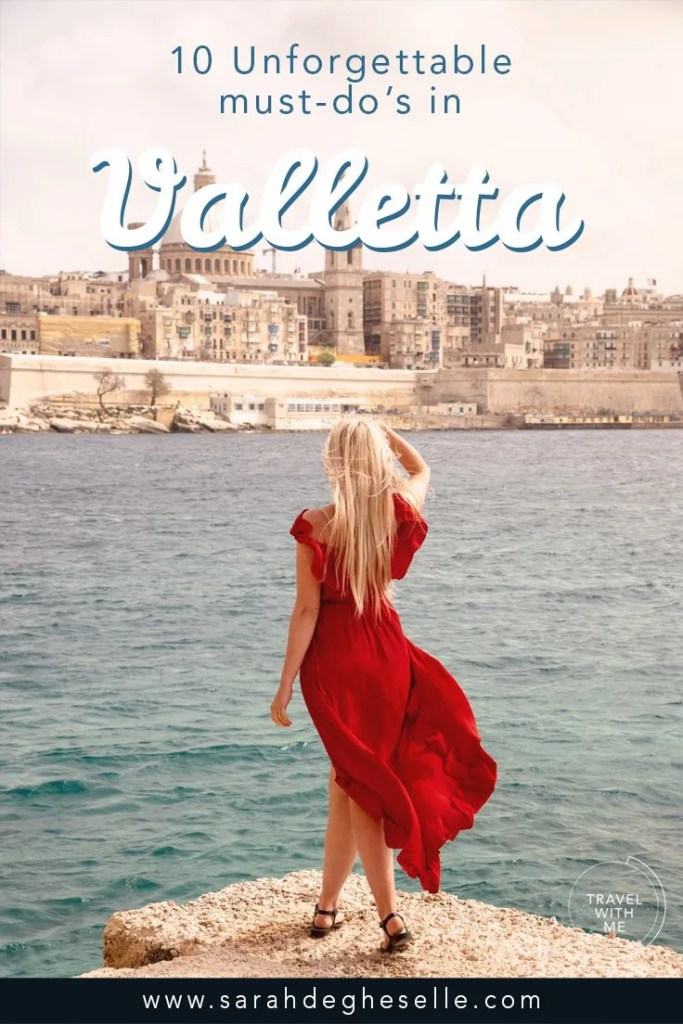 10 unforgettable must do's in Valletta | Malta