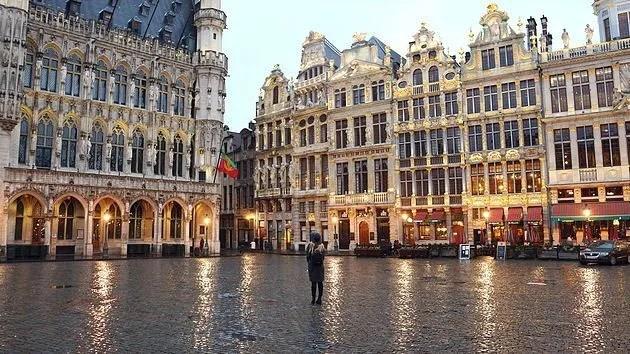 City Trip in Brussel