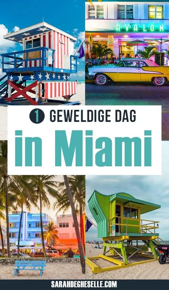 De beste bezienswaardigheden voor 1 geweldig dag in Miami