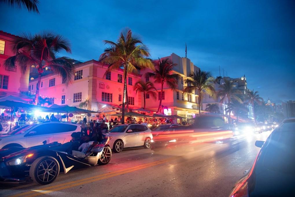 Ocean Drive Miami | USA