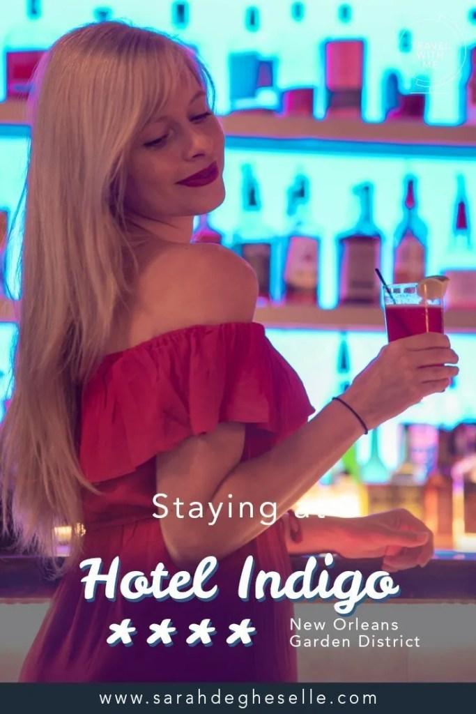 Staying at hotel Indigo New Orleans Garden District**** | USA