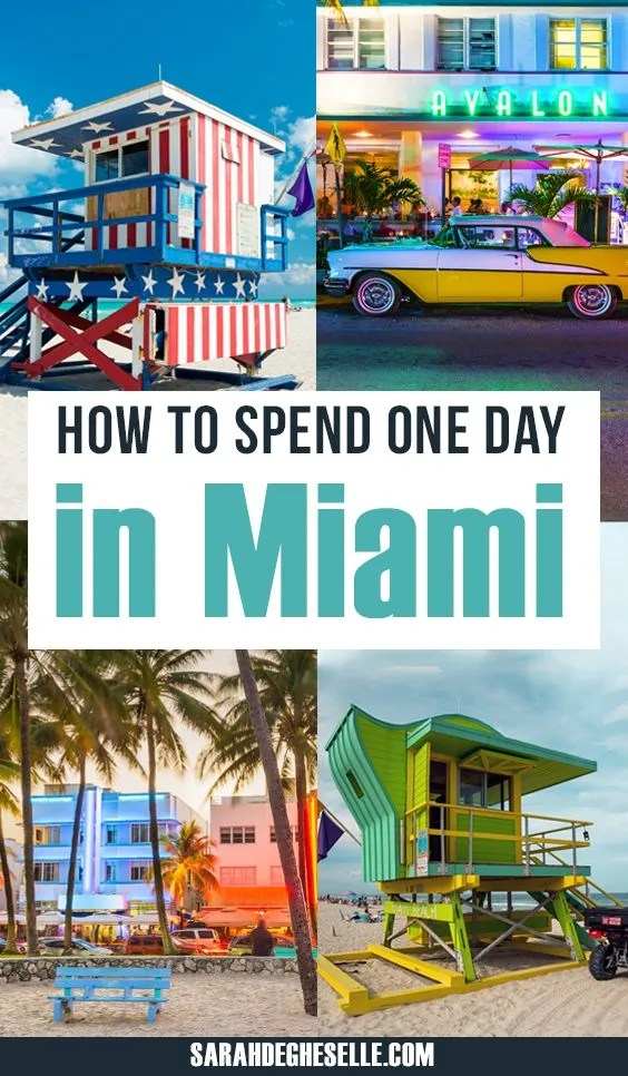 How to spend 1 day in Miami