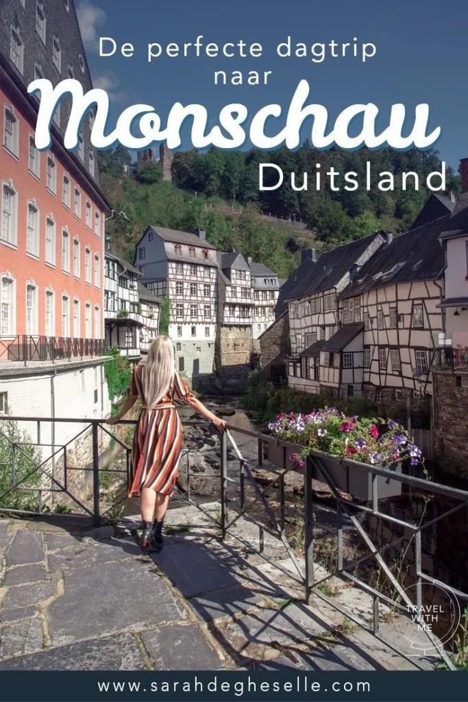 De perfecte daguistap naar het sprookjesachtige Monschau in Duitsland