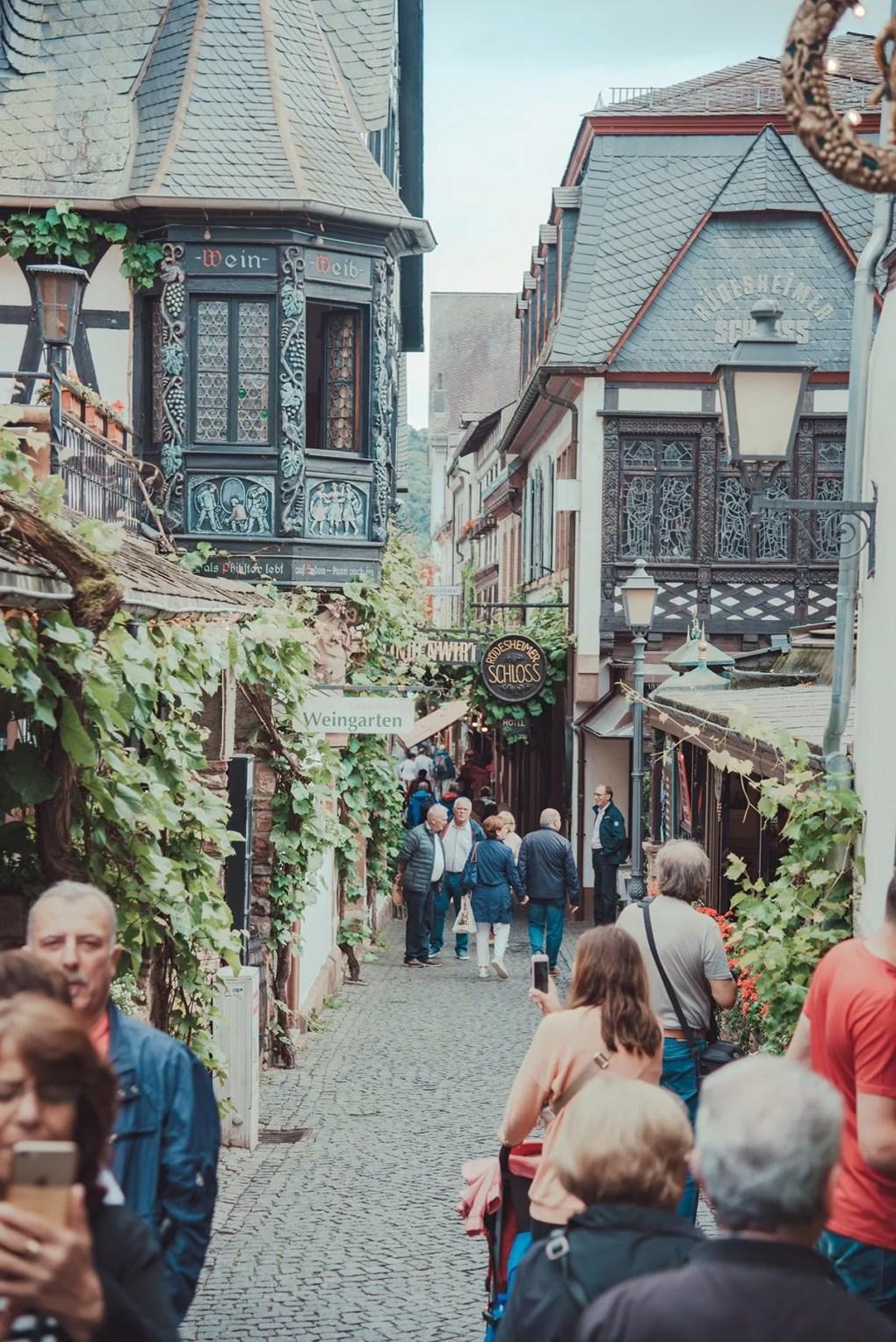 7 romantische stadjes in en rond Rijnland in Duitsland