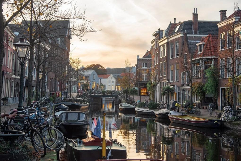 citytrip Leiden Nederland