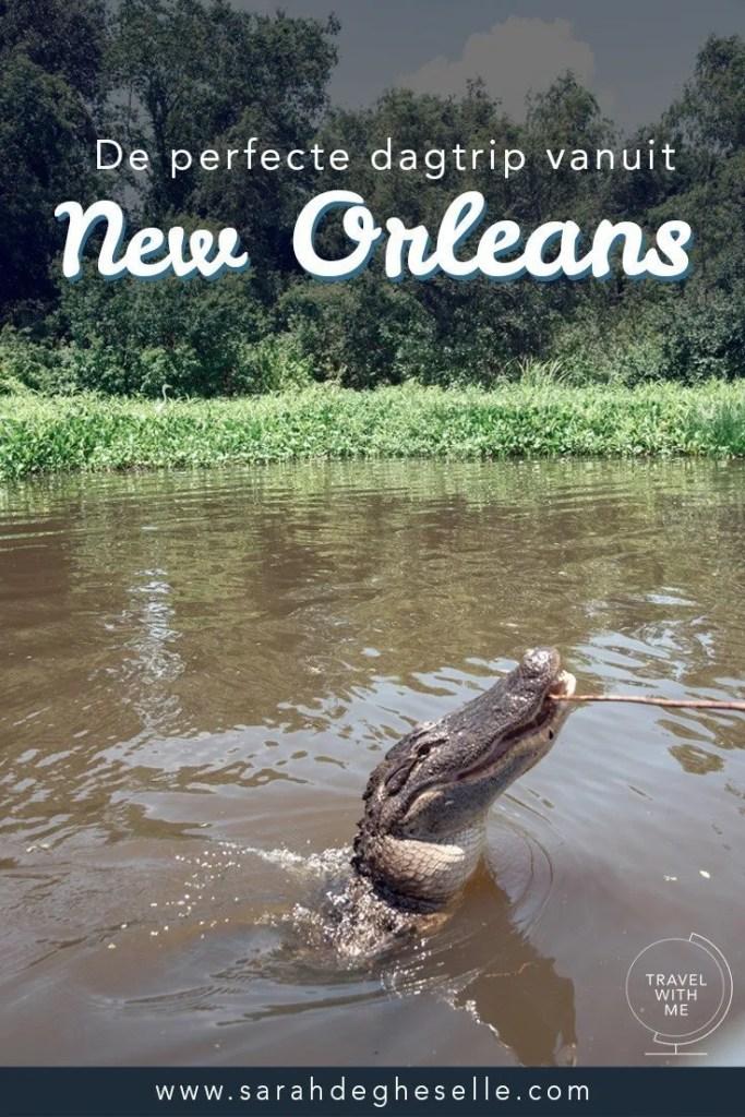 De perfecte dagtrip vanuit New Orleans   USA
