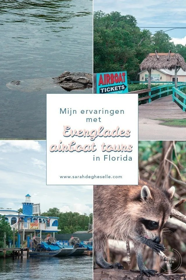 Mijn ervaringen met Everglades airboat tours in Florida