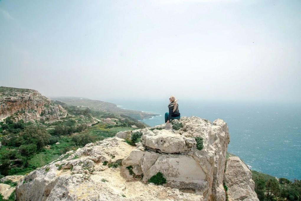 Naar Malta in april