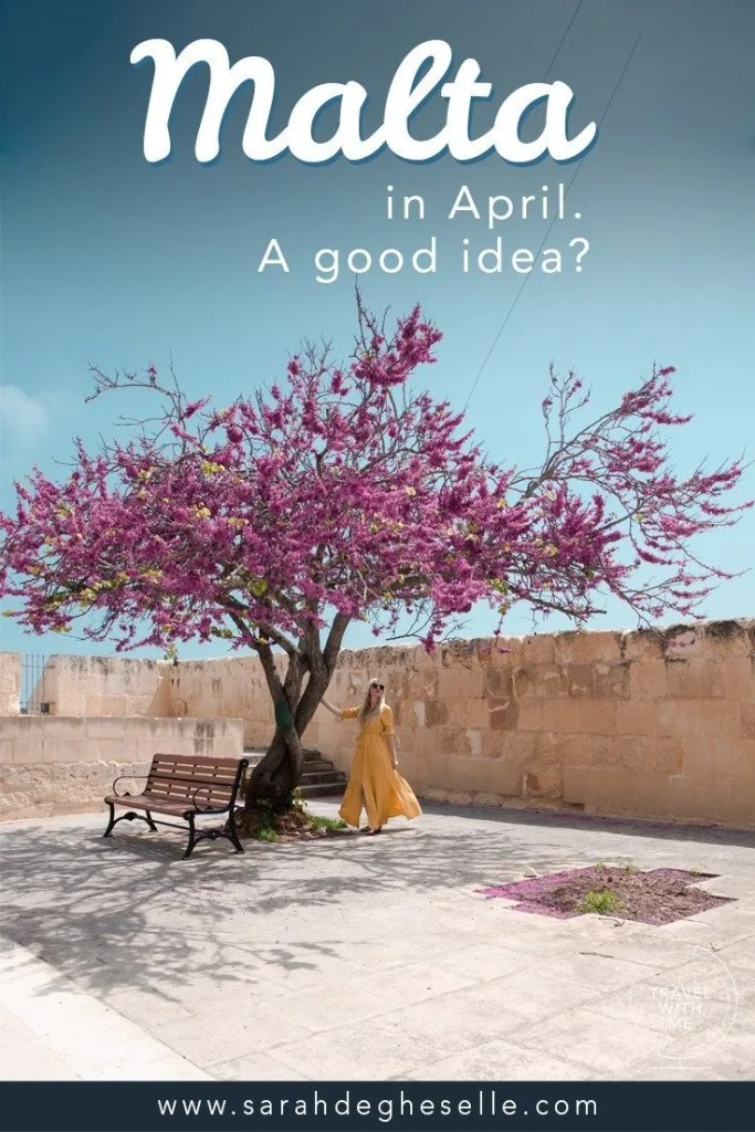 Malta in April