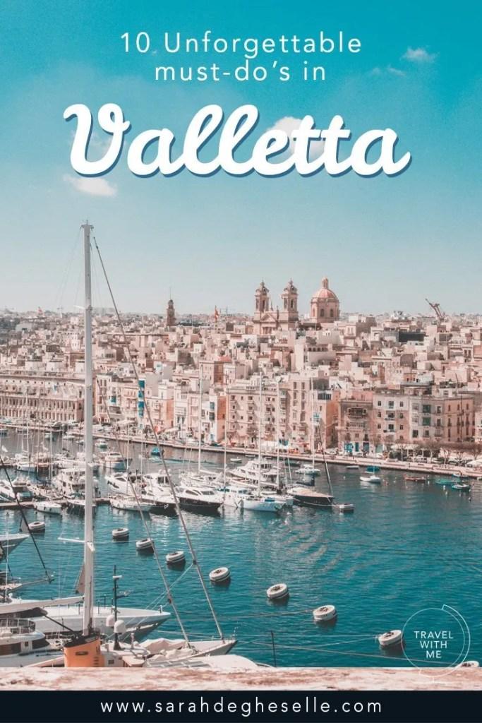 10 must do's on a valletta walking tour