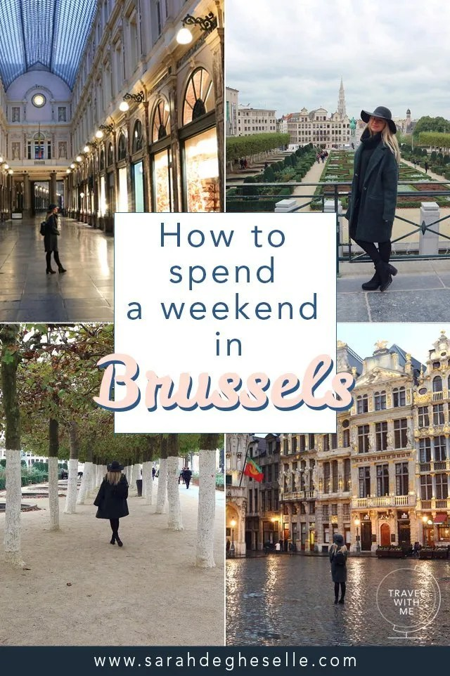 How to spend a weekend in Brussels?
