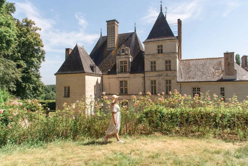 Château du Poncé, Vallée du Loir