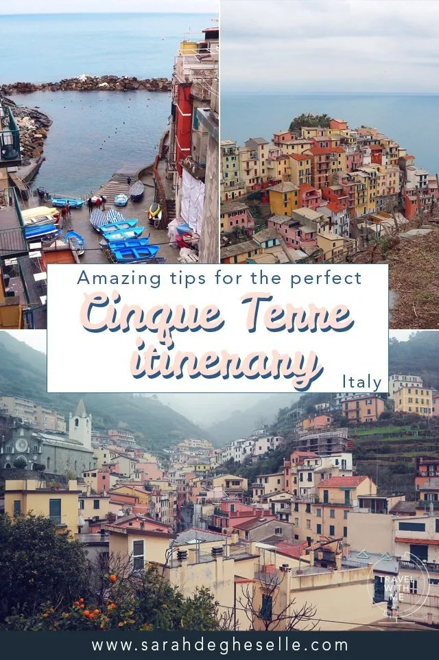 amazing tips for the perfect Cinque Terre itinerary