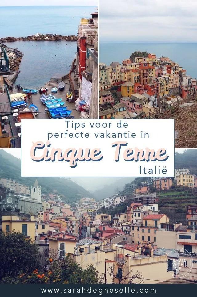 Tips voor de perfecte vakantie in Cinque Terre | Italië
