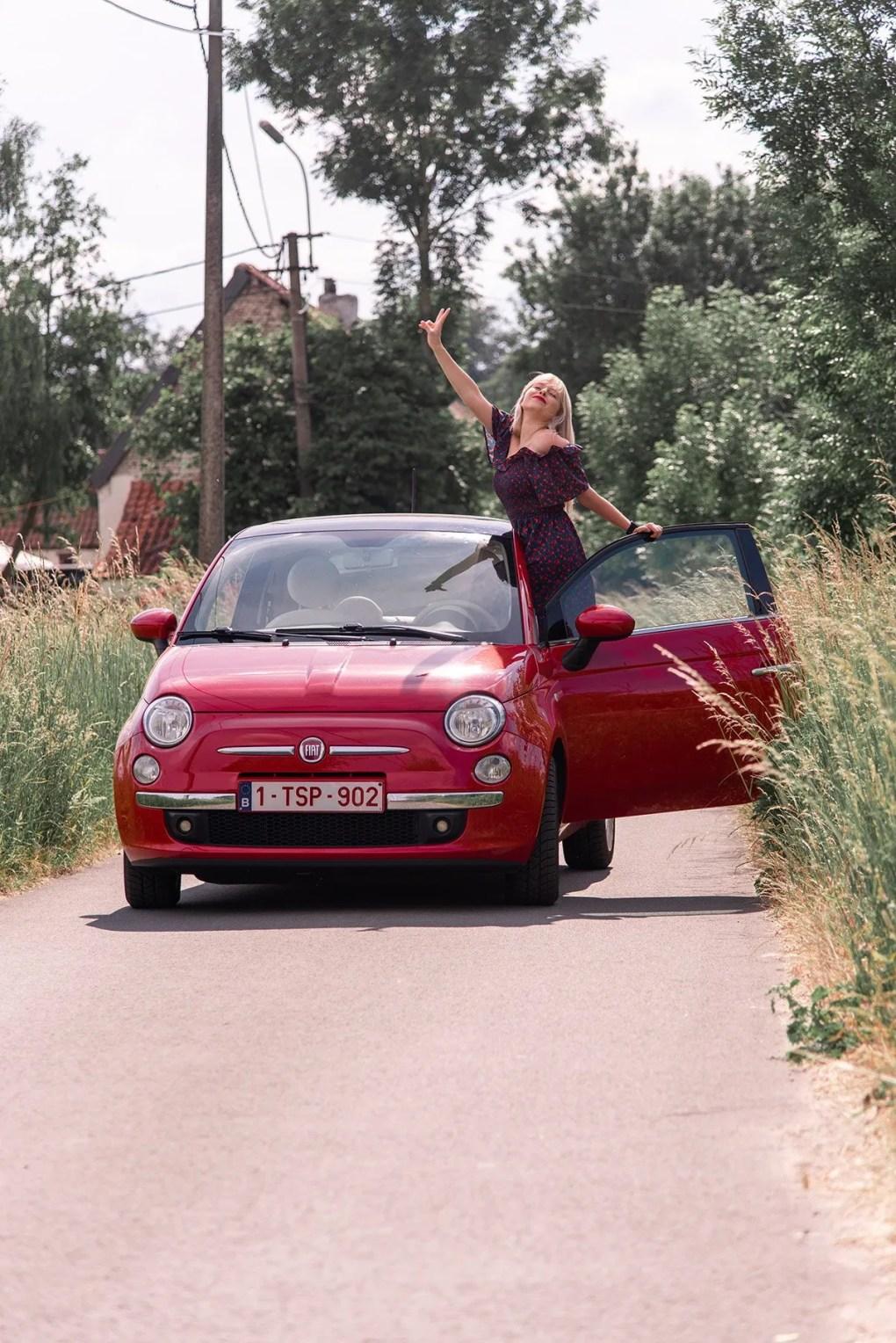 Fiat 500 Italië