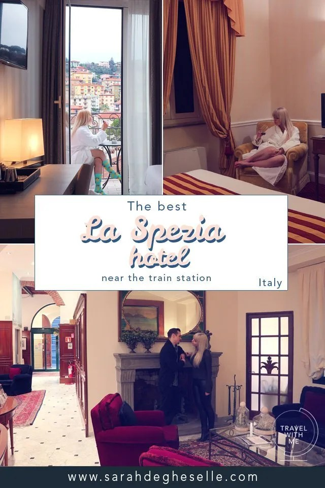 The best La Spezia hotel near the train station | Italy