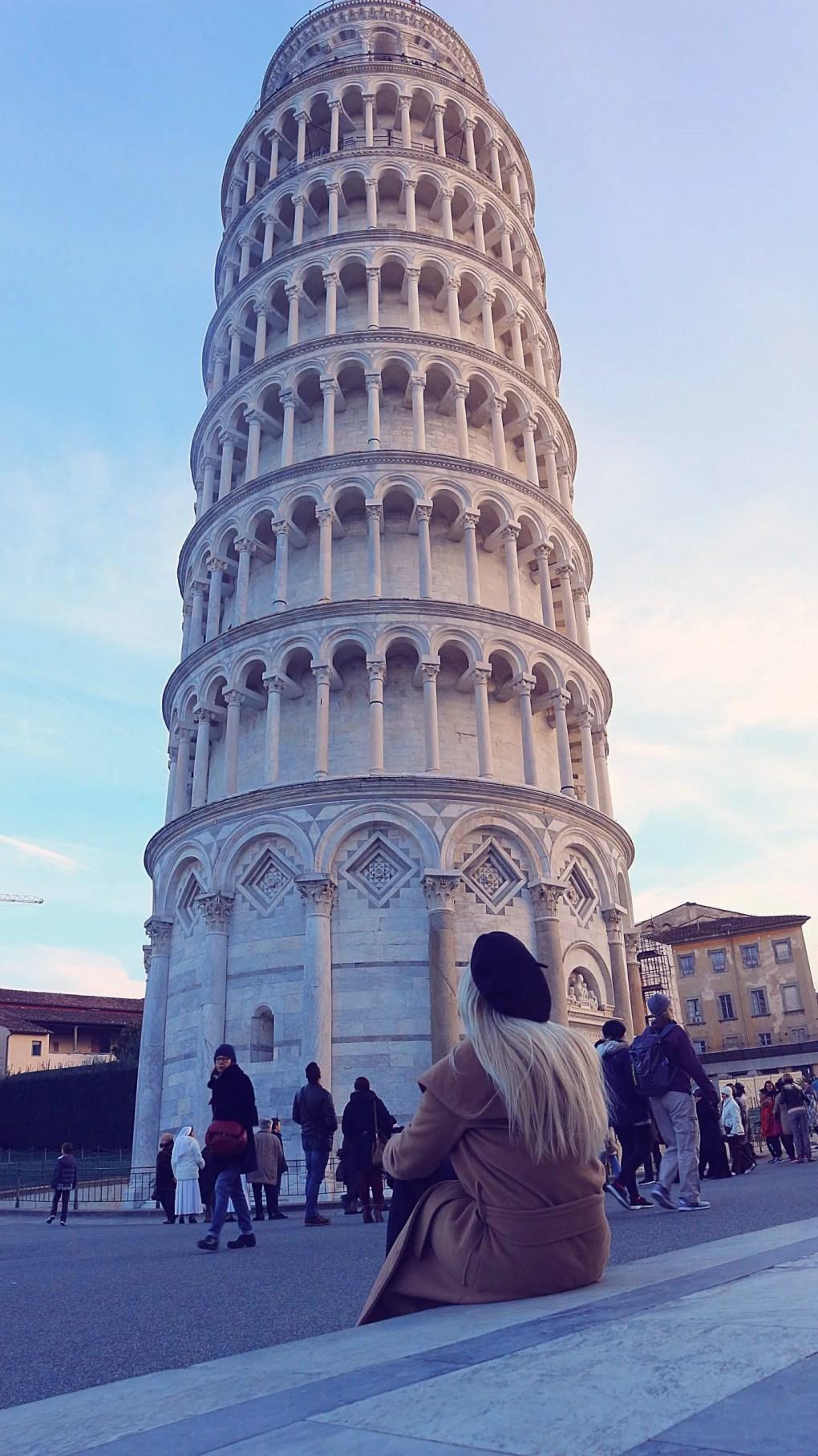 Toren van Pisa, Italië