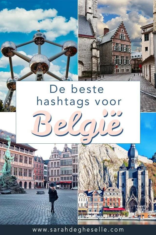 De beste instagram hashtags voor reizen in België