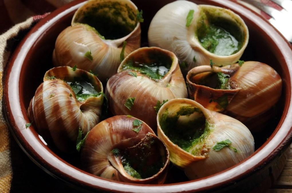 Escargots Parijs