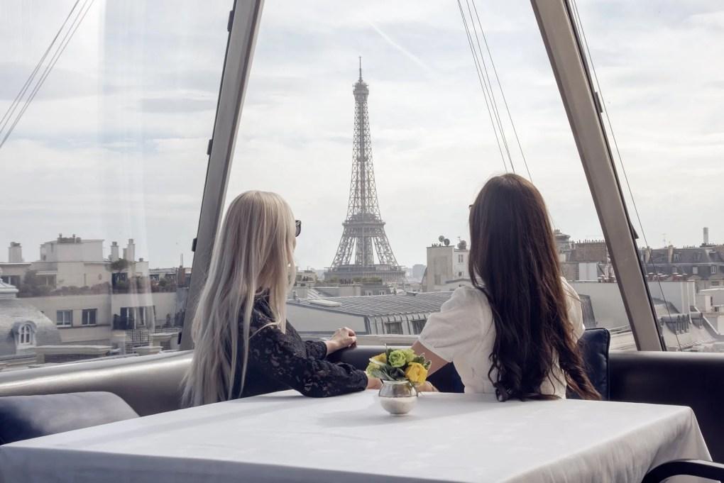 L'Oiseau Blanc Parijs