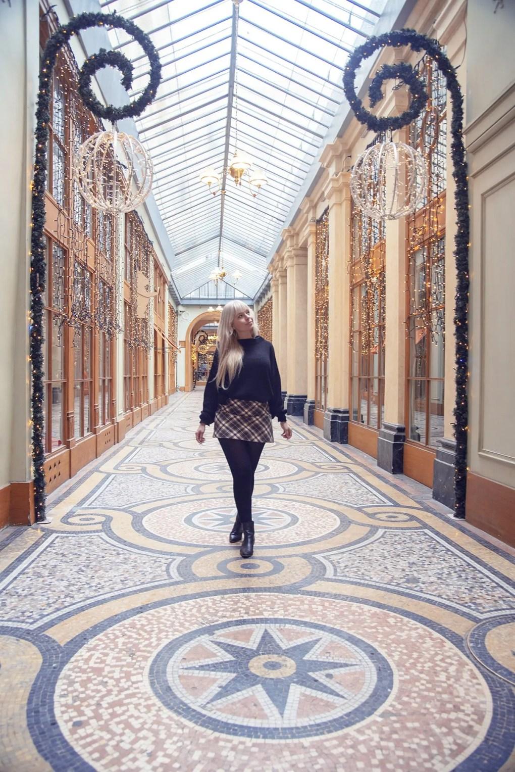 Galerie Vivienne, Parijs