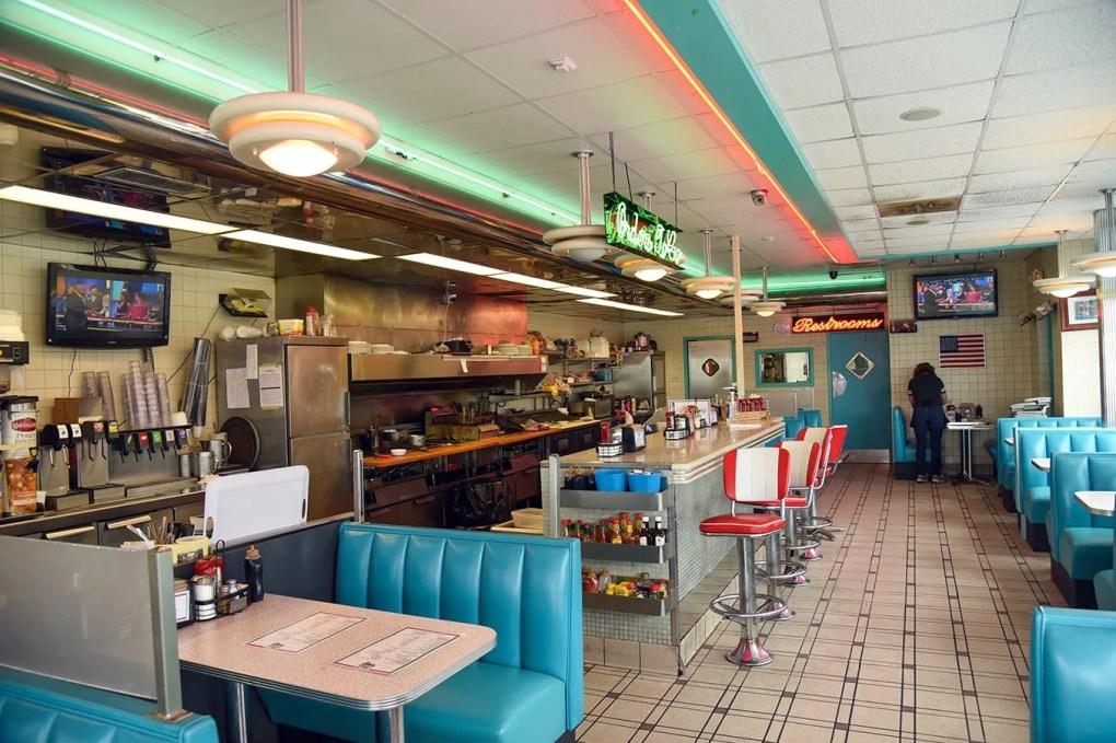 the diner on Abercorn Savannah