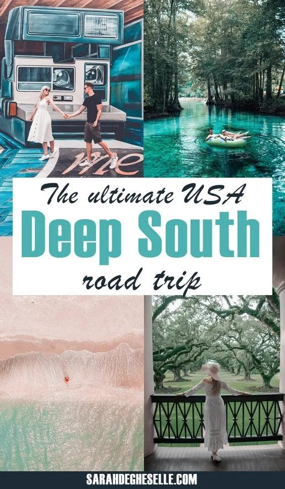 The ultimate USA Deep South road trip