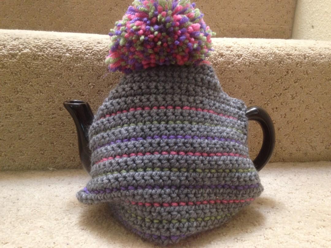 Pom Pom Teapot Cozy