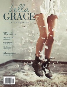 Enter to Win Bella Grace Issue 7