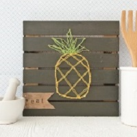 Pineapple String Art
