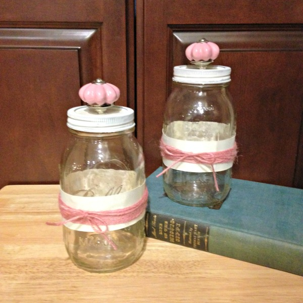 Decorative Gift Jars