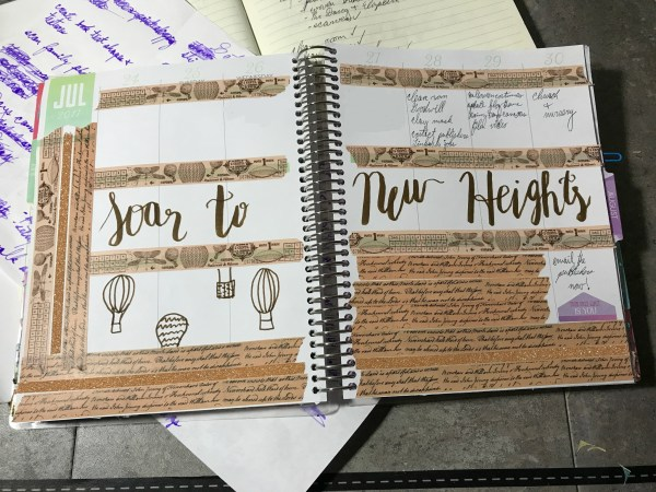 My Life in Lists: Planner Page 4