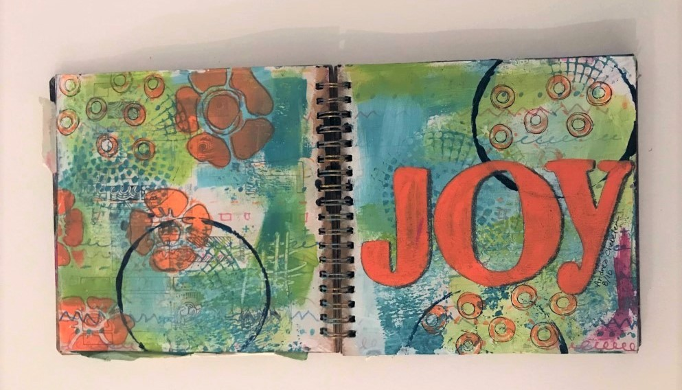 What Is Mixed Media Art Journaling