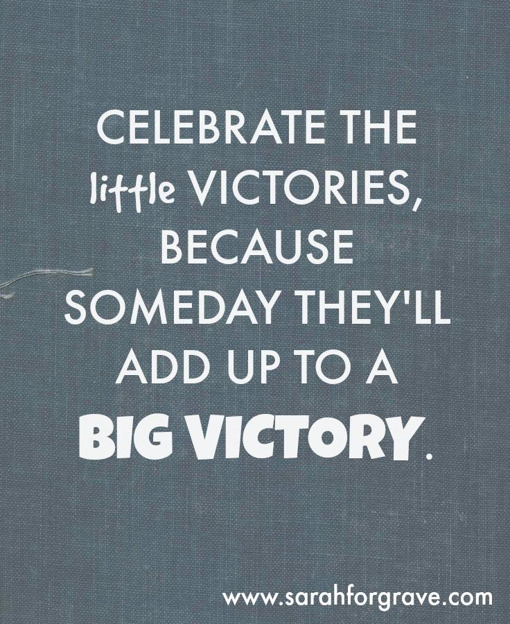 little-victories