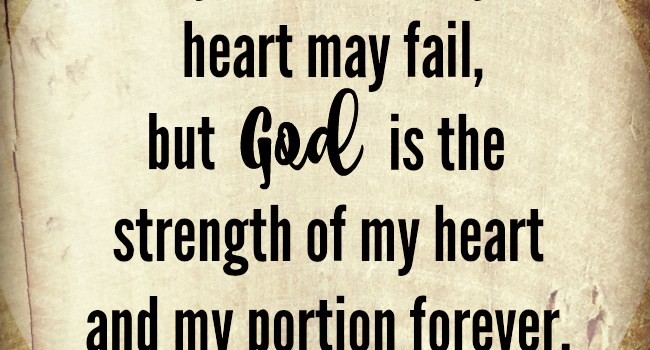 6 Bible Verses for When You Need More Strength