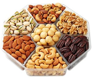 Hula Delights Deluxe Roasted Nuts Holiday Gift Basket