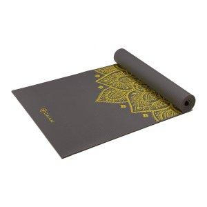 Gaiam Print Premium Yoga Mat (5mm)