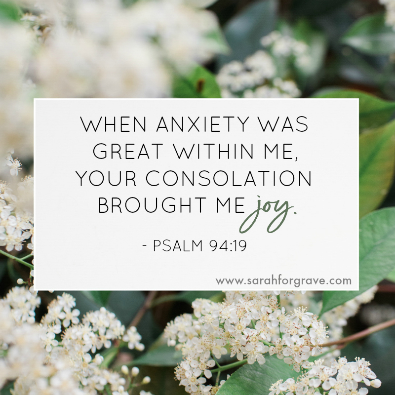 Image result for psalm 94:19