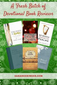 Six new devotionals for women.