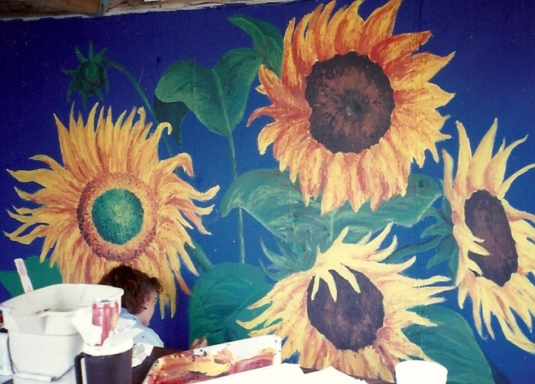 Learn how sunflowers are part of my story by visiting my About page.